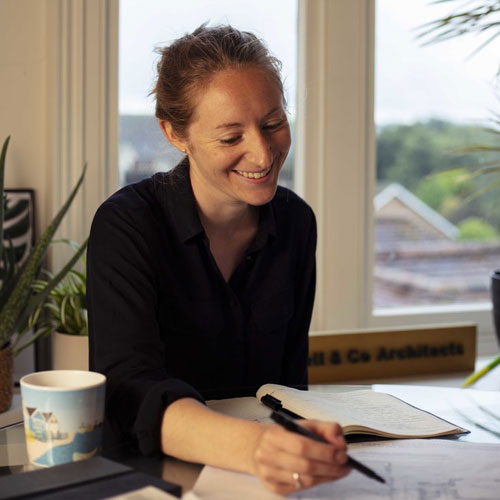 Sophie Griffiths, Campbell & Co Architects